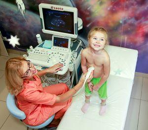 узи исследование брюшной полости ребенку